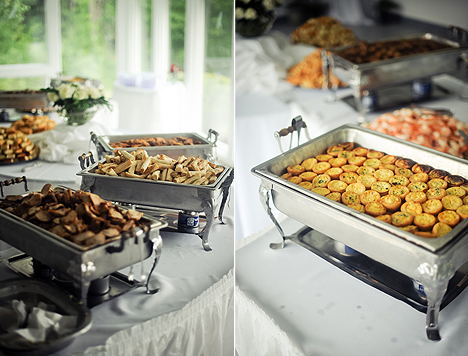 Diy Wedding Food Ideas