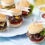 Mini Wedding Burgers