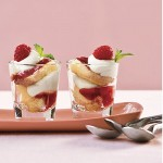 Crazy About Shot Glass Desserts!