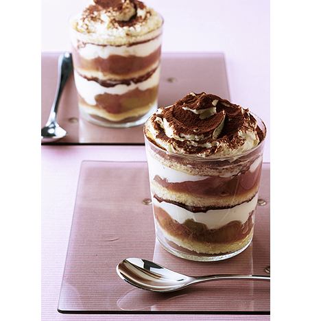 even more glass dessert recipes