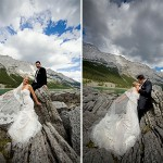 Real Alberta Wedding: Danielle & Levi