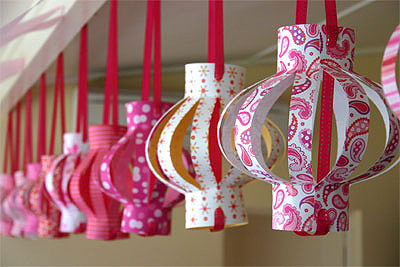 Diy paper lanterns for How to build a chinese lantern