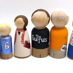Vendor Spotlight: Happy Abby Peg Dolls