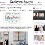 Zankyou Magazine Interview