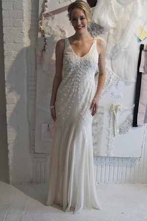 Great Gatsby-Inspired Wedding Dresses