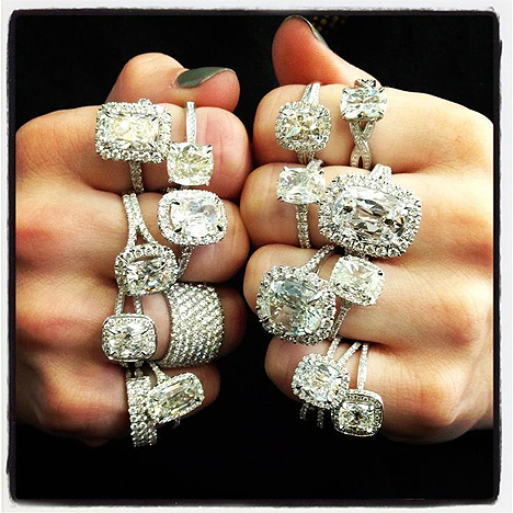 styles luxury different types engagement of awesome style ring rings