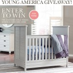 Young America Fanfare Crib Giveaway from Layla Grayce!!