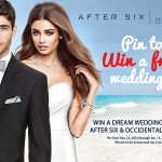 Win a free tropical wedding from After Six and Occidental Hotels!