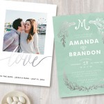 Win $200 in Minted Wedding Stationery!!
