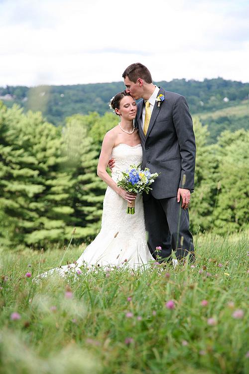 Real Wedding Melissa Amp Jim
