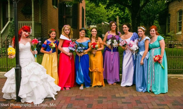 disney-princess-themed-wedding  sc 1 st  Lucy Dylan Weddings & Halloween Costume Ideas