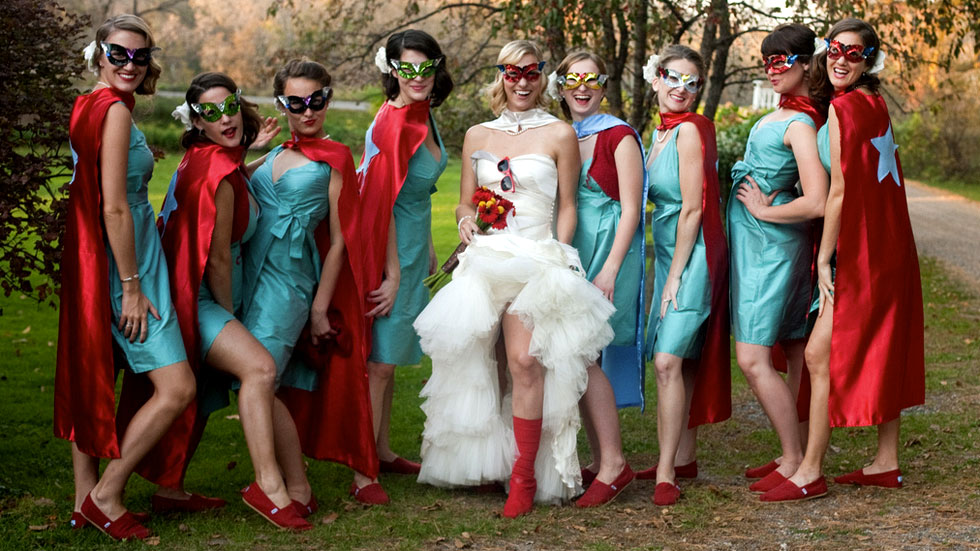 Halloween Bridesmaid Costumes.Halloween Costume Ideas Lucy Dylan Weddings