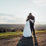 Real Penn Scenic View Wedding: Yrai & Christopher