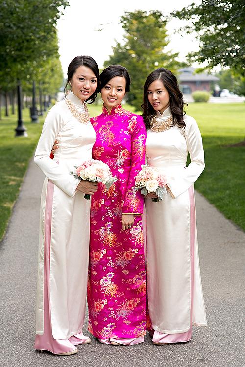 Vietnamese Wedding Dress 7 Perfect Nicole Chan Le Nguyen