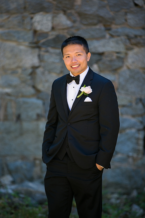 Real Granite Links Country Club Massachusetts Wedding