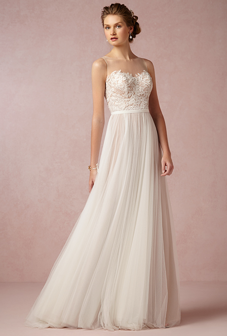 Wedding Dresses By Watters 48 Perfect wedding dresses under bhldn
