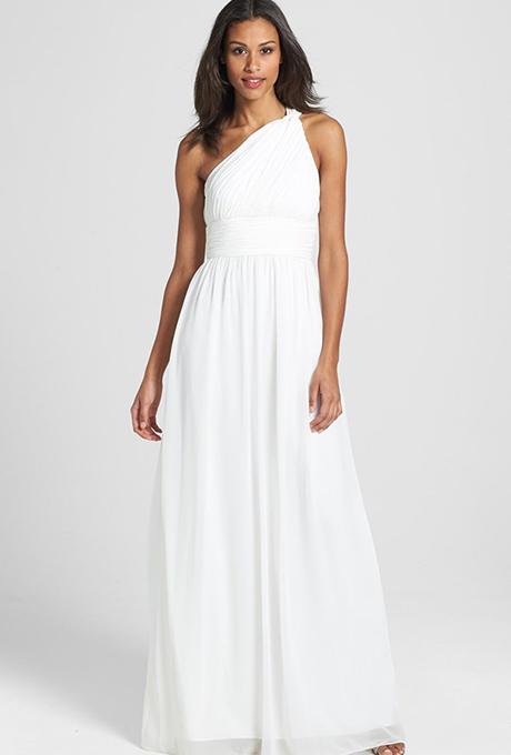 Eight Wedding Dresses Under 1000