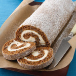Pumpkin Roll!