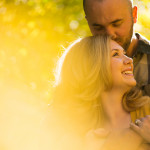 Sun Drenched Wyoming Engagement: Danielle & Alex
