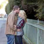 Real West Virginia Engagement: Courtney & Robbie