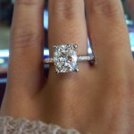 Guest Post: Ways to Keep Your Diamond Engagement Ring Sparkly