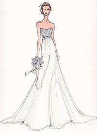 Design Your Own Wedding Dress Online : Mlrx.info