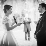 Real Quebec Wedding: Lan & Marc-Andre