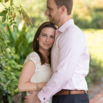 Real  Cypress Grove Estate House Engagement: Rosalie & William