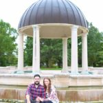 Real Coxhall Gardens Engagement: Kelley & Jeff