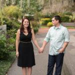 Real Leu Gardens Engagement: Bekah & Justin