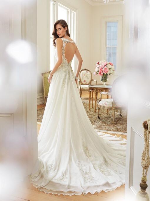 Floor Length Wedding Dresses 32 Fancy