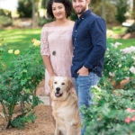 Real Cypress Grove Estate House Engagement: Keyleigh & Kyle