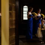 Real Samlesbury Hall Wedding: Kathryn & Neil