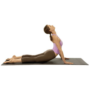 20 minute fatburning yoga workout